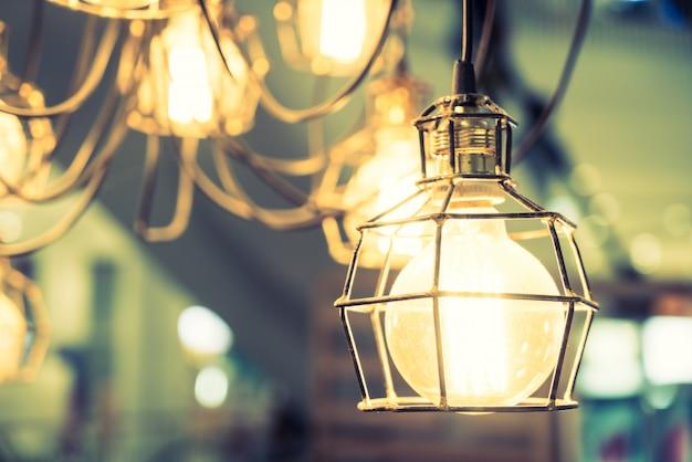 Лампа лампочка