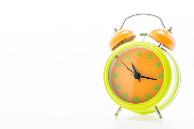 古典的な目覚まし時計