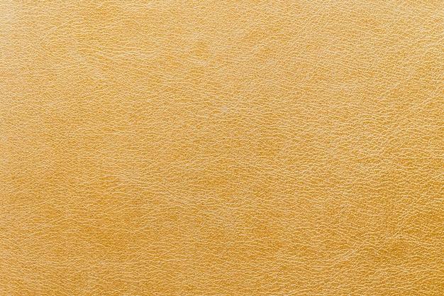 抽象的なゴールドレザーのテクスチャ