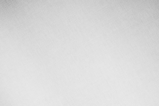 抽象的な白い色のキャンバスの壁紙の質感と表面