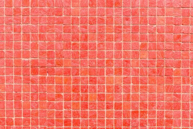 タイル壁の背景