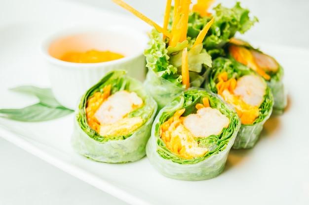野菜バネロール