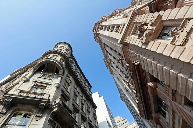 古代サンパウロ州裁判所の建物