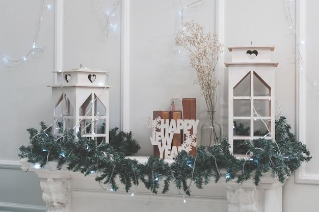 お祝い、クリスマス、新年、冬時間、休日、装飾、デザイン、装飾。アート