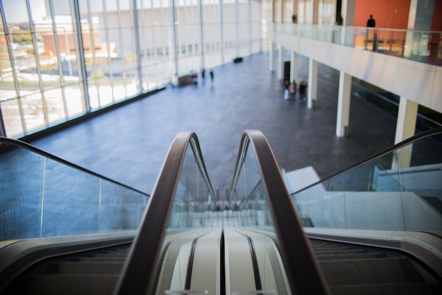 メカニック階段