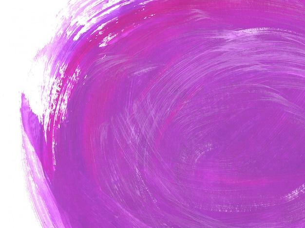 濃いピンクの筆の抽象的な背景