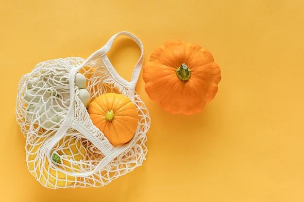 新鮮な収穫野菜ひょうたんカボチャ