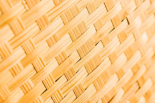 枝編み細工品テクスチャ背景を閉じます。