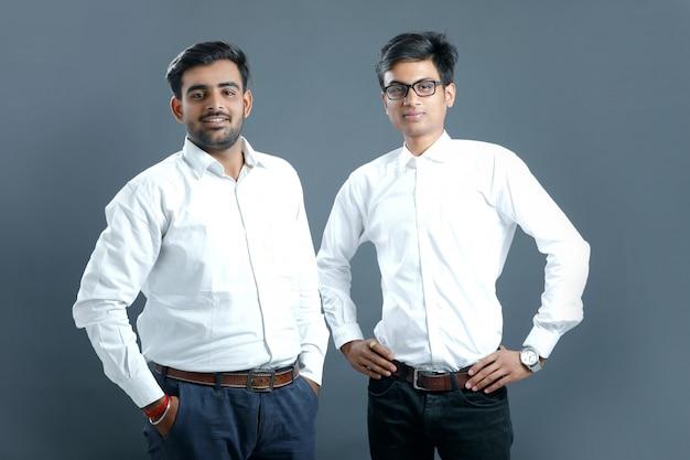 若いインド人実業家