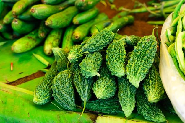 インドの野菜市場、野菜