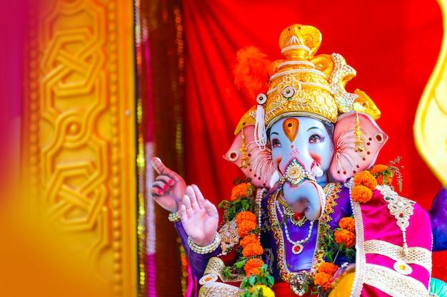主ガネーシャ、インドのガネーシャ祭