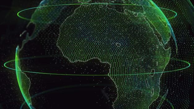 デジタルアースグローバルネットワーク
