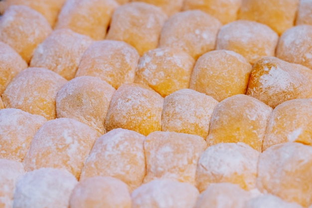 大福いちごもちあん、日本の人気デザート