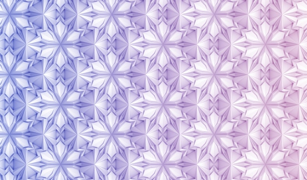 六角形グリッドに基づくシームレスパターン