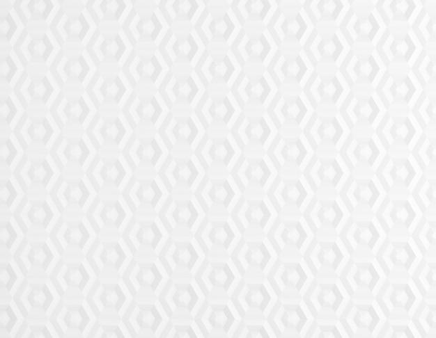 Узор из шестиугольников и кругов на основе гексагональной сетки или сот