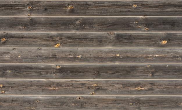 暗い木製の背景屋外