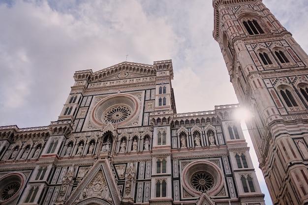 サンタマリアデルフィオーレ大聖堂、イタリア、フィレンツェの花の聖マリア大聖堂