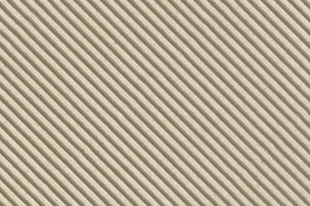 Полосатая картонная текстура