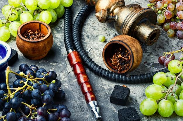 Кальян со вкусом винограда