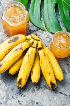Вкусное банановое варенье