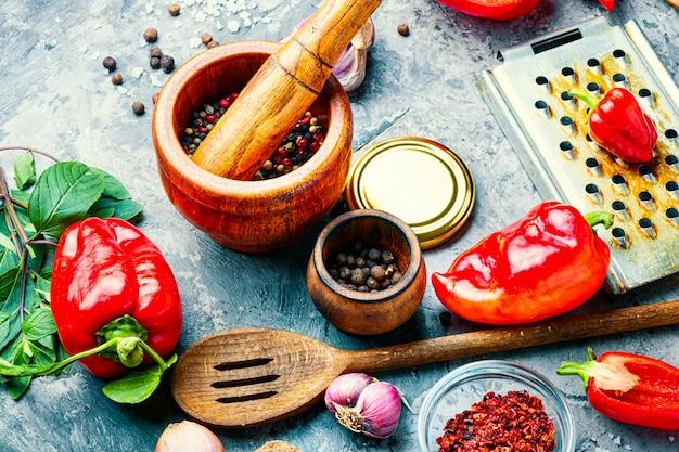 Маринованный или консервированный перец