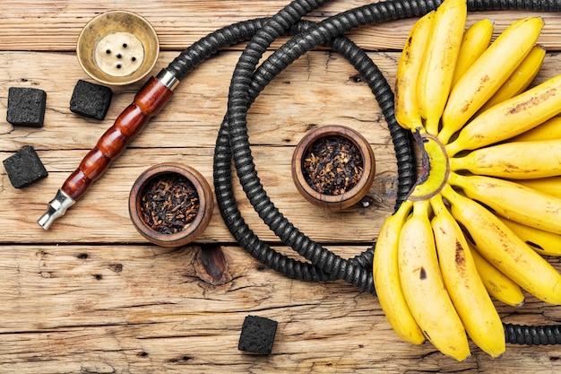 Кальян с банановым вкусом