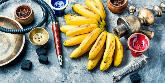 Мода калян с банановым вкусом