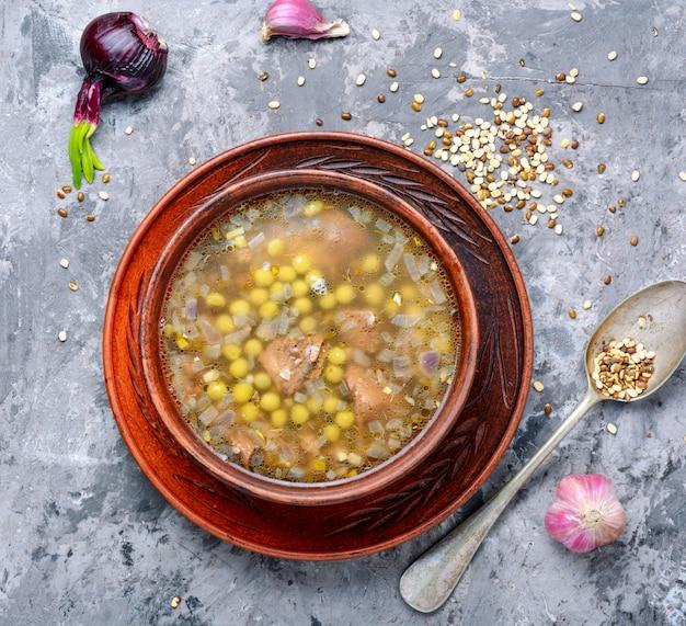 ペルーチキンスープ