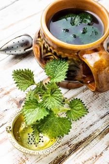 イラクサと癒しのお茶