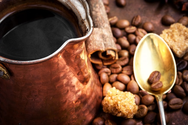 ビンテージコーヒーポット