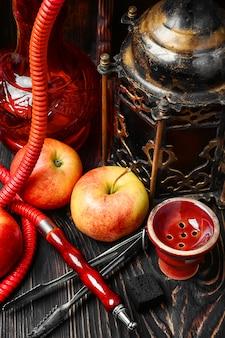 シーシャとリンゴ