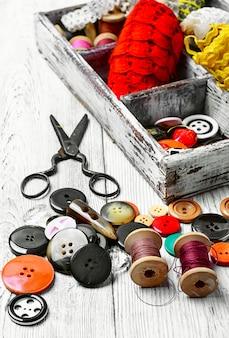 Инструменты для шитья и рукоделия
