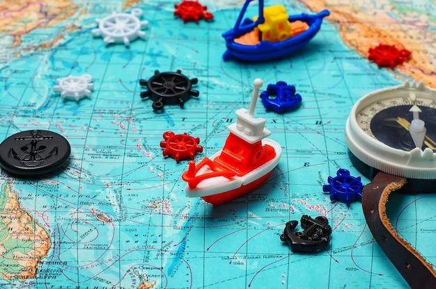 Парусный спорт и морские путешествия