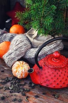 静物冬のお茶会