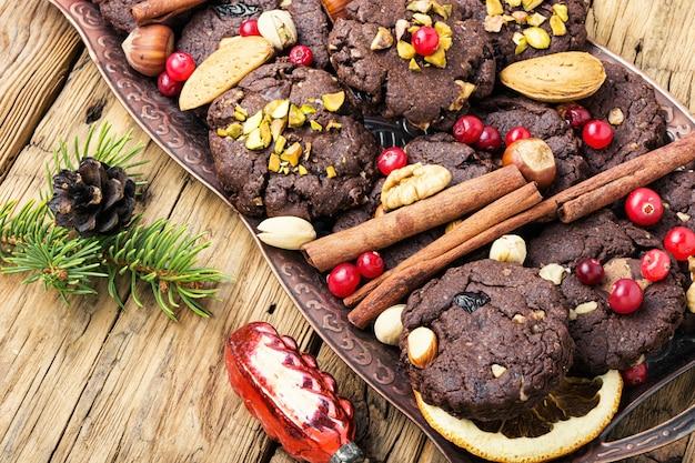 Вкусное домашнее рождественское печенье
