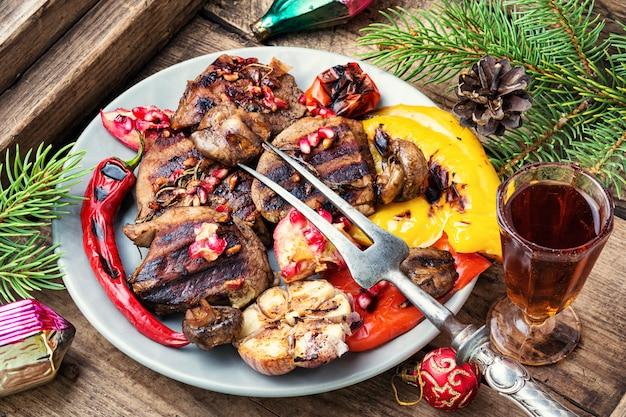 クリスマス焼き肉