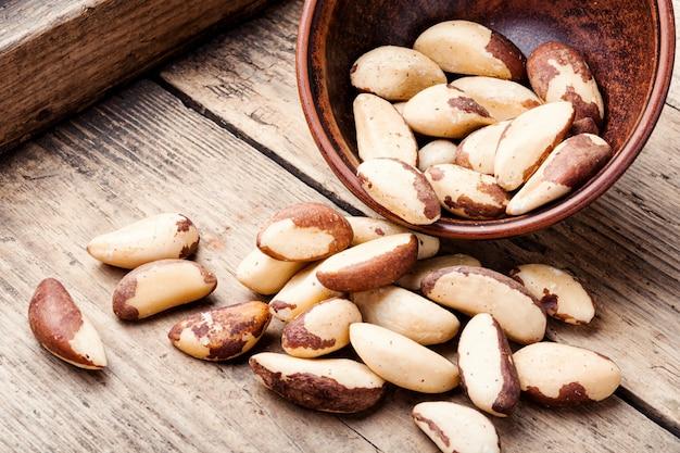 Бразильский орех или бертоллетия