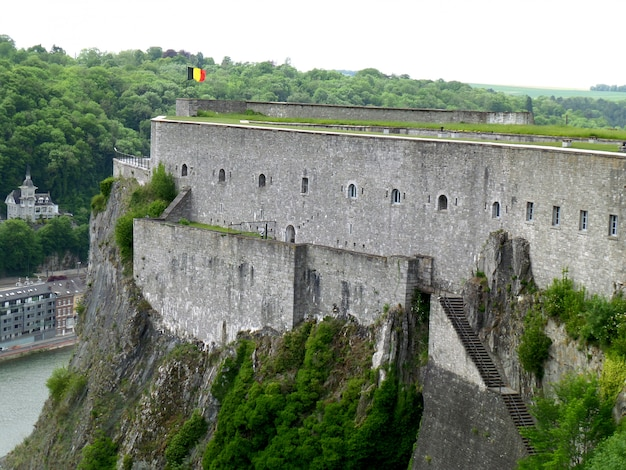 ベルギー、ワロン地域、ナミュール県ディナンの城塞
