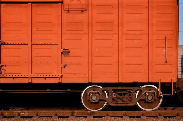 貨車の部品