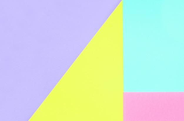 Текстура фон из модных пастельных цветов