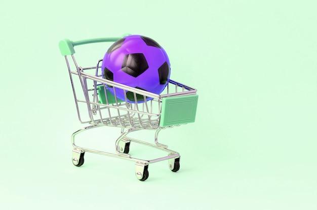 スポーツ用品の販売。一致の予測。スポーツベッティング