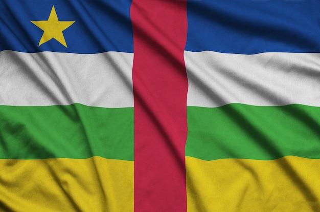 Флаг Центрально-Африканской Республики