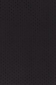 黒メッシュスポーツ摩耗布繊維の背景パターン