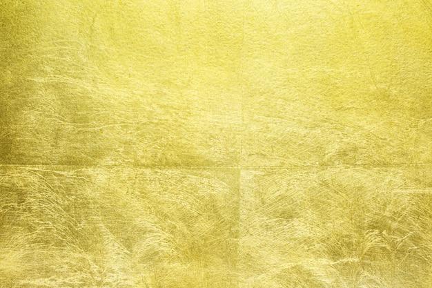 ゴールドのテクスチャ背景