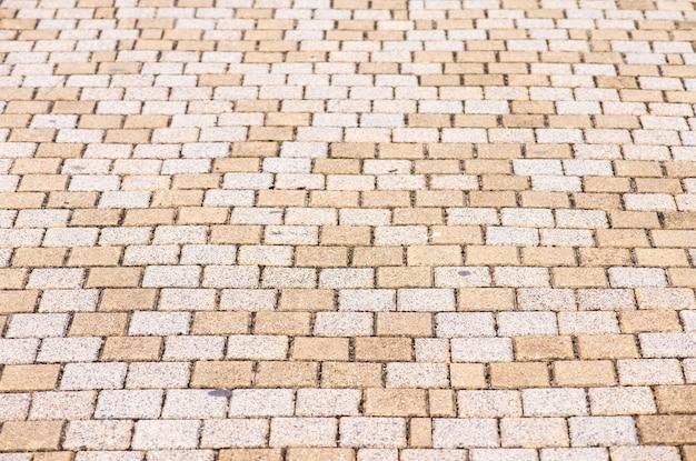 石造りの床舗装