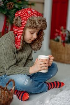 Настроение рождественских каникул