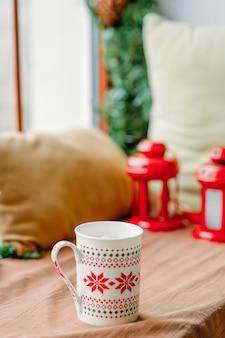 Рождественский горячий напиток