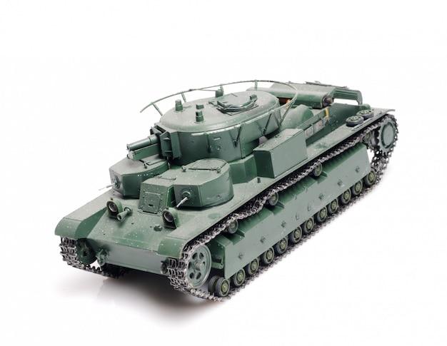 Русский винтажный танк