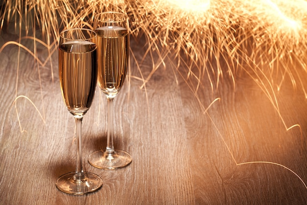 Флейты шампанского