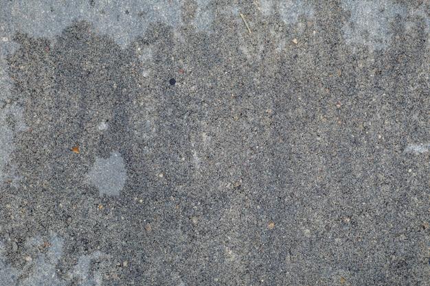 小さな石と灰色の背景